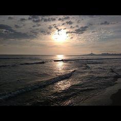 Buenos días! Good morning! #playa #beach #beautiful #Spain #belleza #instagram