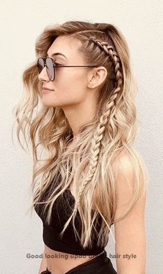 braided hairstyles for black women;braided hairstyles for long hair;braided hairstyles for black hair kids;braided hairstyles for short hair; New Braided Hairstyles, Box Braids Hairstyles, Cool Hairstyles, Hairstyles Videos, Indian Hairstyles, Braided Updo, Dance Hairstyles, Hairstyles 2018, Everyday Hairstyles