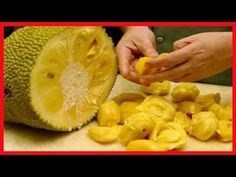 Amazing Health Abilities Of Jackfruit! Scientists Claim That This Fruit Is The Most Powerful Killer Of Many Types Of Cancer! Fruit Benefits, Health Benefits, Health Tips, Jackfruit Seeds, Ripe Jackfruit, Jackfruit Tree, Jackfruit Recipes, Natural Treatments, Medicinal Plants