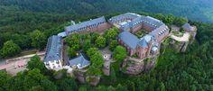 Mont Sainte-Odile: pilgrimage into the past - http://archidom.info/?p=9362