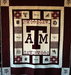 SCHOLARSHIP QUILT | HILL COUNTY AGGIE MOMS CLUB