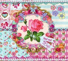 Liefde kaart - Vriendschapskaart - roos-vriendschap-bloem-kleuren