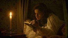 "Felicity Jones in ""Northanger Abbey"" (2007)"