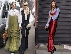 http://www.theguestgirl.com/ #slip #dress #white #shirt #trend #alert #slipdress #vestido #lencero #camiseta #blanca #theguestgirl