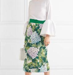 EVERYDAY SEW: ΤΟ ΒΑΣΙΚΟ ΠΑΤΡΟΝ ΦΟΥΣΤΑΣ Skirt Tutorial, Sewing, Floral, Skirts, Pattern, Blog, Tutorials, Fashion, Moda