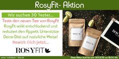 Unsere RosyFit Aktion - Produkttest-Online