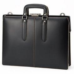Luggage AOKI(青木鞄)/COMPLEX-GARDENS 枯淡/ビジネスブリーフ/ブラック
