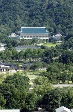 청와대 Blue House,SOUTH KOREA