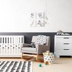 Black & White Nursery Room - Cloud Island™ already viewed