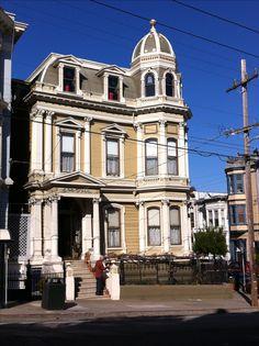 Duplex Del Victorian En San Francisco Fotografía Editorial   Imagen:  29820607 | Casa J | Pinterest