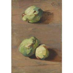Nikolaos Lytras, Still Life with Fruit