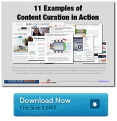11 Must-Have Content Curation Best Practices  - http://maximizesocialbusiness.com/11-must-have-content-curation-best-practices-free-webinar-22237/