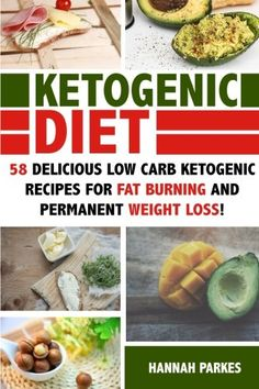 Ketogenic Diet 58 Delicious Low Carb Ketogenic Recipes for Fat Burning and Permanent Weight Loss Ultimate Cookbook The Complete Beginners Guide on Rapid Weight Loss and Diet Mistakes ** Find out more about the great product at the image link. Ketogenic Diet For Beginners, Ketogenic Recipes, Diet Recipes, Easy Recipes, Best Keto Diet, Low Carb Diet, Healthy Ways To Lose Weight Fast, Keto Diet Breakfast, High Fat Foods