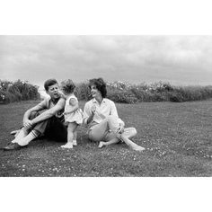 """""""Kennedys at Hyannis Port, 1959 #2"""" photo by Mark Shaw. JFK and Jackie    #1stDibs #Summer #MemorialDay"""