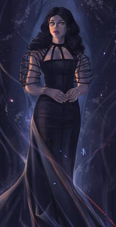 Yen - Netflix Style - posted in the witcher community The Witcher Series, The Witcher Game, Dnd Characters, Fantasy Characters, Female Characters, Yennifer Witcher, Fantasy World, Fantasy Art, Character Inspiration