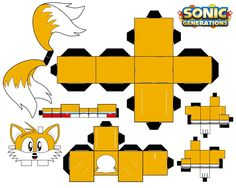 This will most likely be the last of my sonic cubees unless anything worth working on pops into play, Check the Announcment photo in the gallery for more. Sonic Party, Sonic Birthday Parties, Boy Birthday, Sonic The Hedgehog, Hedgehog Craft, Kids Activities At Home, Crafts For Kids, Imprimibles Toy Story Gratis, Marvel Cross Stitch