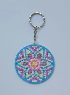 Llavero Hama Beads mandala