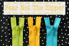 How to Sew a Zipper Into Clothing | eHow