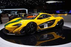 McLaren P1 GTR. .   | Drive a Mclaren @ http://www.globalracingschools.com