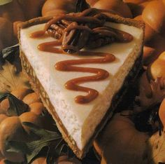 Chessecake de Pecanas y Caramelo