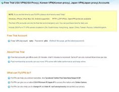 Free Trial VPN For China 2013