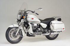 Moto Guzzi California Vintage (2009)  #motorcycles #motocicletas