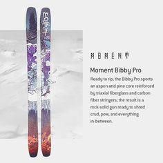 Moment Bibby Pro Ski