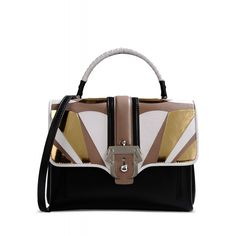 Paula Cademartori Faye Leather Bag