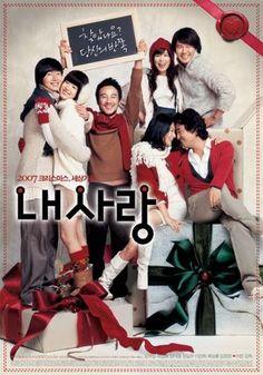 My love http://es.drama.wikia.com/wiki/My_love_/_Nae_Sarang