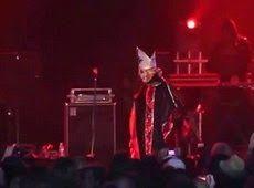 RADIO WEB SAQUA: Banda Ghost no Brasil com seu ritual de Rocky Horror