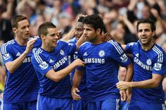 Chelsea 2-0 Arsenal FT:  Possession: 48%-52% Shots: 5-10 Chances created: 3-9 Clearances: 31-31.