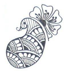Basic Mehndi Designs, Mehndi Designs For Beginners, Mehndi Design Images, Bridal Mehndi Designs, Mehandi Designs, Easy Henna, Simple Henna, Henna Mehndi, Henna Art