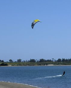 Its always a great day to have some sporty fun in Mission Bay!