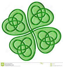 Illustration about Original Celtic knotwork design in the form of a Shamrock. Illustration of march, leaf, four - 2024042 Four Leaf Clover Tattoo, Clover Tattoos, Viking Symbols, Ancient Symbols, Mayan Symbols, Egyptian Symbols, Viking Runes, Friendship Symbol Tattoos, New Beginning Tattoo