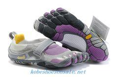 finest selection f10b6 7ec5d Vibram Five Fingers Bikila Womens Shoes White Purple Vibram 5 Fingers, Vibram  Five Finger Shoes