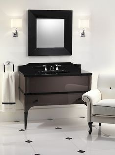 SUITE VANITY UNIT - designer Vanity units from Devon&Devon ✓ all information ✓ high-resolution images ✓ CADs ✓ catalogues ✓ contact. Furniture Design, Home, Bathroom Inspiration, Furniture, Luxury Bathroom, Vanity Units, Bathroom Furniture, Devon Devon, Bathroom Design