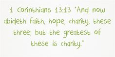 My Favorite KJV (King James Version) Bible Scriptures About Hope