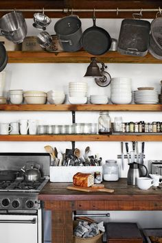 Handcrafted Kitchen - CountryLiving.com