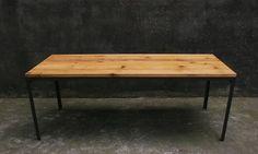 Brooks Dining Table | Ohio Design (as found on http://modestics.com/blog/friends/)