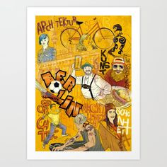 Berlin Art Printberlin Art Print Set The Tone Of Your Room From