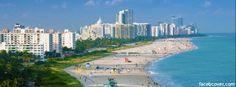 Miami Beach Facebook Cover