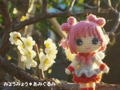 niña amigurumi pagina japonesa