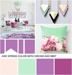 Love the colour palette and cushion