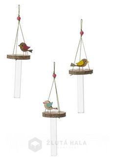 Dekorace Ptáčci - 8656223