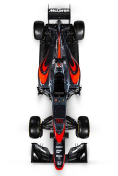 McLaren Honda MP4-30 New Coloring