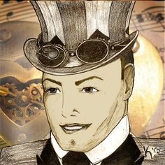 My Fair Lady -- Freddy Eynsford-Hill #steampunk