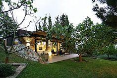 Casa de invitados en la montaña en Plazatio