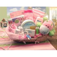 Baby Shower Gift : Put if together yourself.. All the needs!