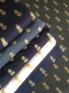 A nana's fabric, jersey coton marine, 20 x 140 cm - Jersey/Jersey imprimé coton - Motif Personnel Kids Patterns, Print Patterns, Sac Vanessa Bruno, Aime Comme Marie, Textiles, Bedroom Vintage, Preppy Style, School Design, Alexander Mcqueen Scarf