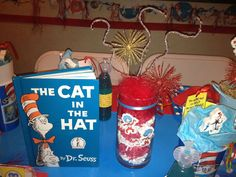 Dr. Seuss (Suessville) Birthday Party Ideas | Photo 4 of 64 | Catch My Party